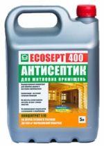 Антисептик для внутренних работ ECOSEPT 400