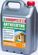 Антисептик на период строительства ECOSEPT 46 Bio