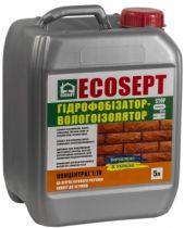Гидрофобизатор (влагоизолятор) ECOSEPT H2O Stop, 5 л