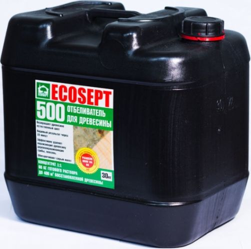 Отбеливатель для древесины ECOSEPT 500