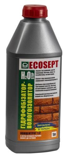 Гидрофобизатор (влагоизолятор) ECOSEPT H2O Stop